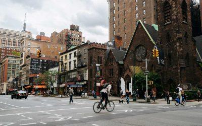 La trasformazione degli edifici di culto