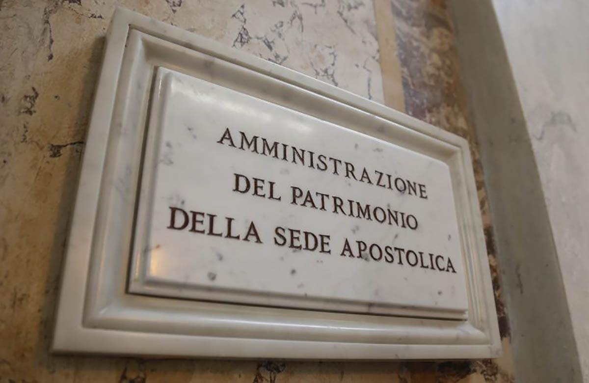 Lo stile dell'APSA - Osservatorio Beni Ecclesiastici