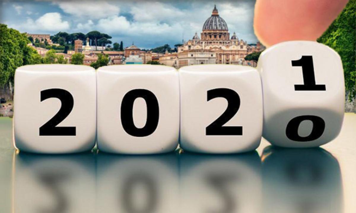 Auguri 2021 - Osservatorio Beni Ecclesiastici