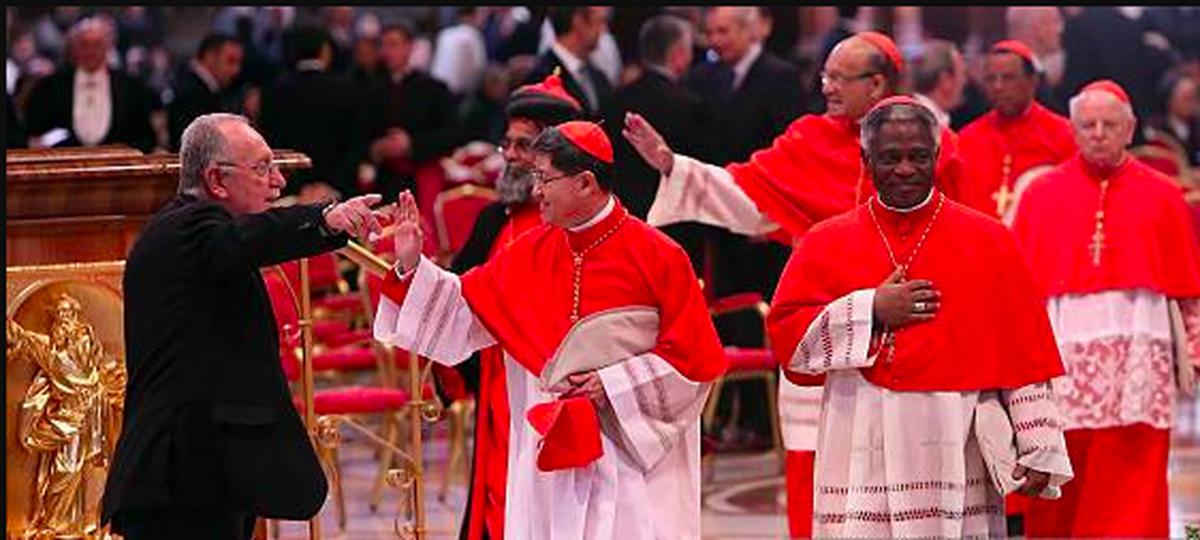 Nomine. I cardinali Turkson e Tagle nuovi membri dell'Apsa - Osservatorio Permanente sui Beni Ecclesiastici