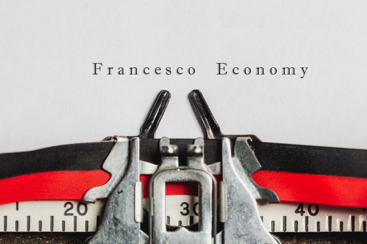 EoF. Papa Francesco e quella pagina da scrivere insieme per costruire una concreta economia di fraternità universale tra pace e fede - Osservatorio Permanente sui Beni Ecclesiastici