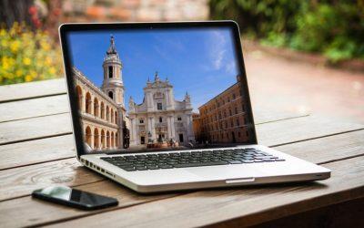 Santa Casa di Loreto. La carezza virtuale al popolo di Dio