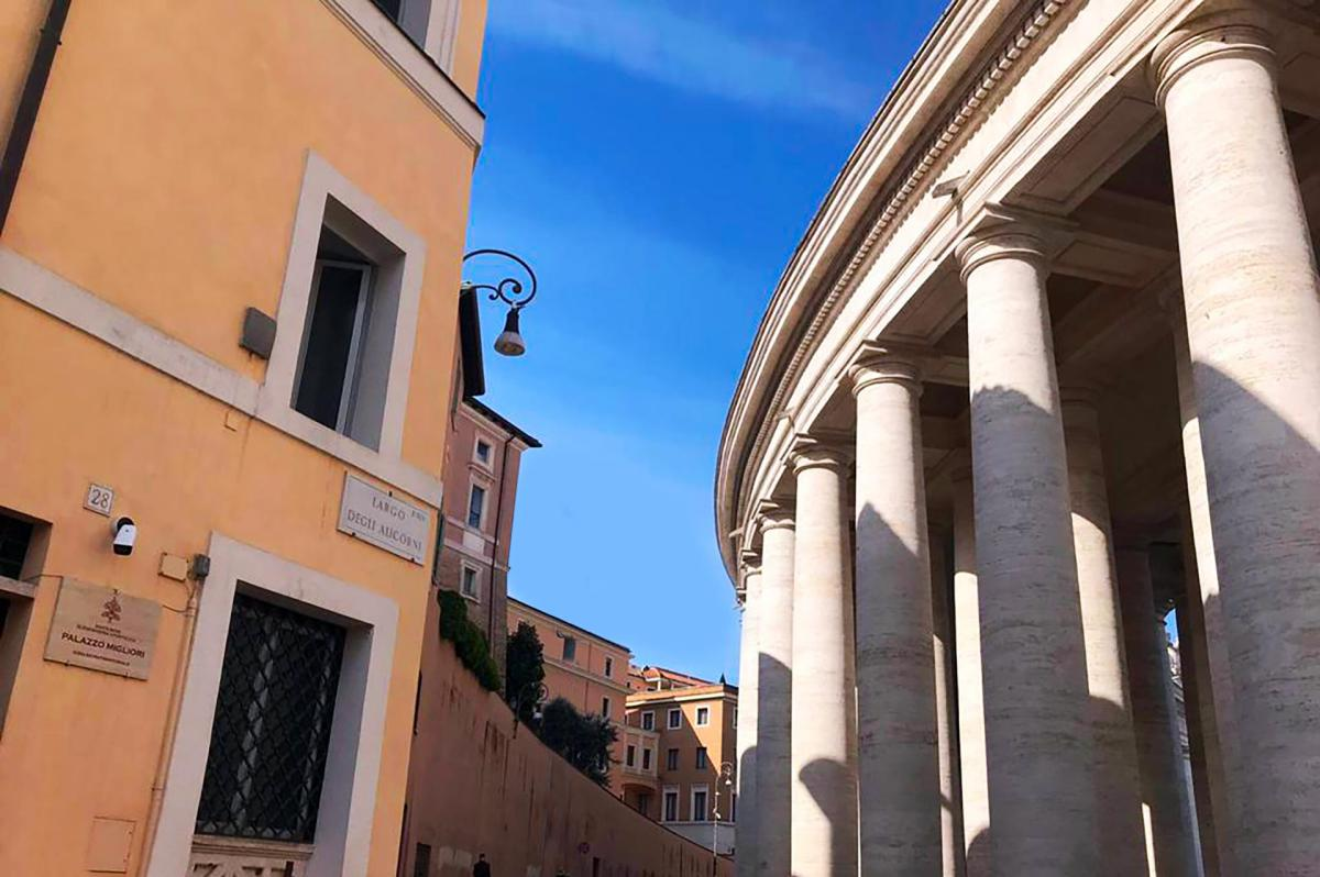Palazzo Migliori I beni della Chiesa si fanno dono - Osservatorio Permanente sui Beni Ecclesiastici