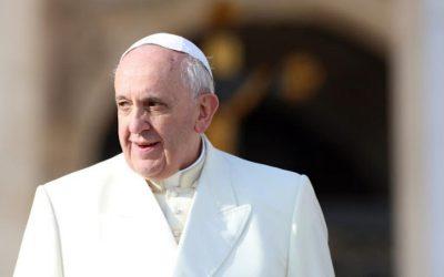 Papa Francesco: La finanza a servizio dell'economia reale e delle persone per creare uno sviluppo sociale ed ambientale sostenibile